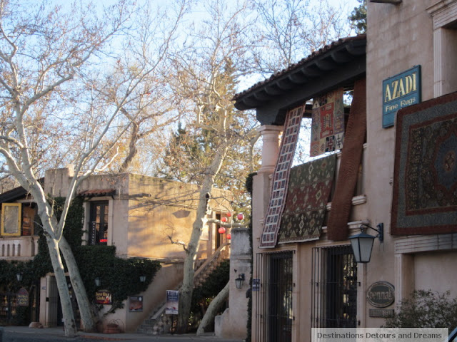 Tlequepaque Arts &amp; Crafts Village, Sedona, Arizona