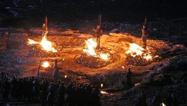 rodaje 4T juego tronos trama Stannis - Juego de Tronos en los siete reinos