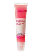 Murad, Murad Energizing Pomegranate Lip Protector, lipgloss, lip gloss, SPF, sun protector, sunscreen, sunblock, lip balm