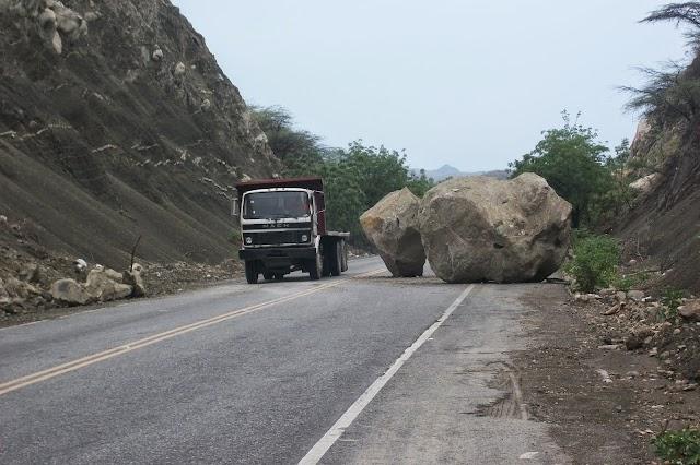Avanzan trabajos mejoramiento carretera Bani-Azua-barahona