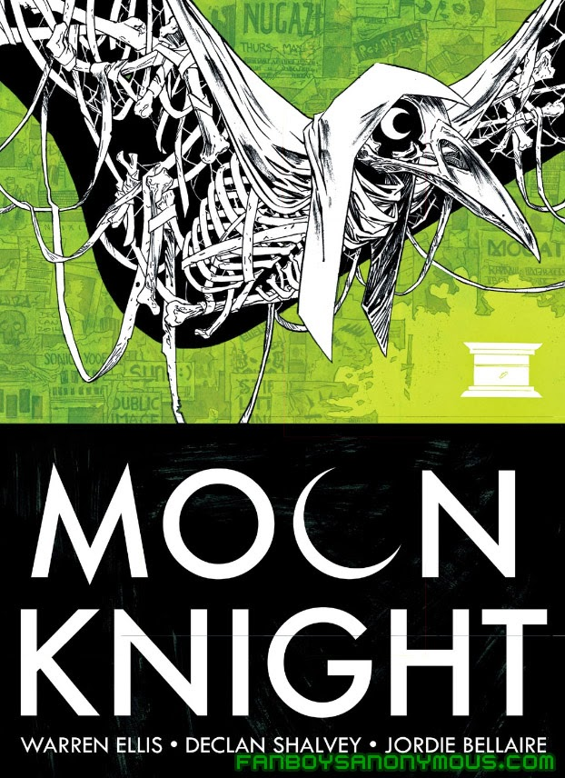 Read Moon Knight by Warren Ellis, Declan Shalvey, and Jordie Bellaire on the Marvel Comics App
