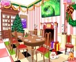 free Christmas room decoration games for girls online