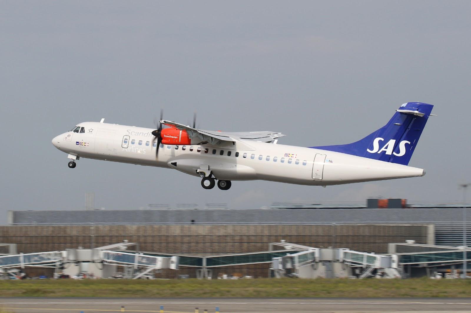 É MAIS QUE VOAR | Flybe congratula-se com a aeronave ATR 72-600
