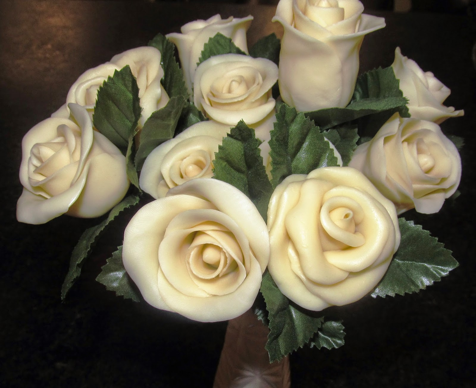 White Chocolate Roses For Mothers Day | Confessions & Reviews of a ...