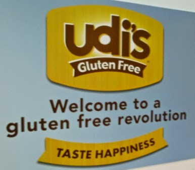 Udi's Gluten Free are the headline sponsor of the event and I picked up three of their products I haven't tried yet