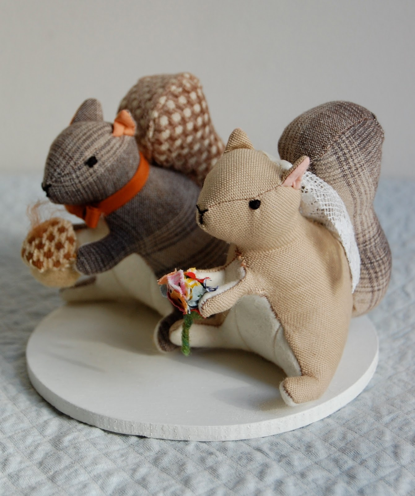 Quirky Artist Loft Mr Squirel Free Pattern