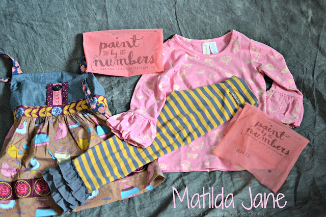 Matilda Jane Clothing #Giveaway