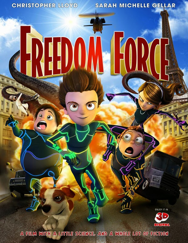 Freedom Force (2013) BluRay 720p
