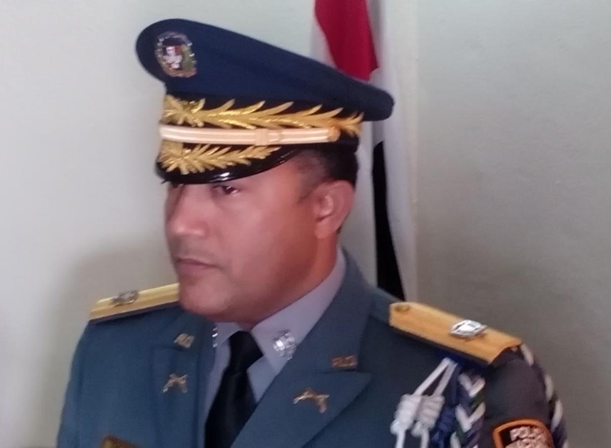 Director Regional Este Policia Nacional