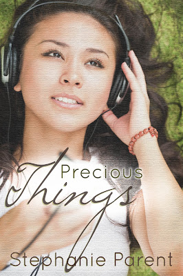 COVER REVEAL: Precious Things by Stephanie Parent