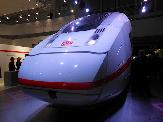 Nieuwe treinen