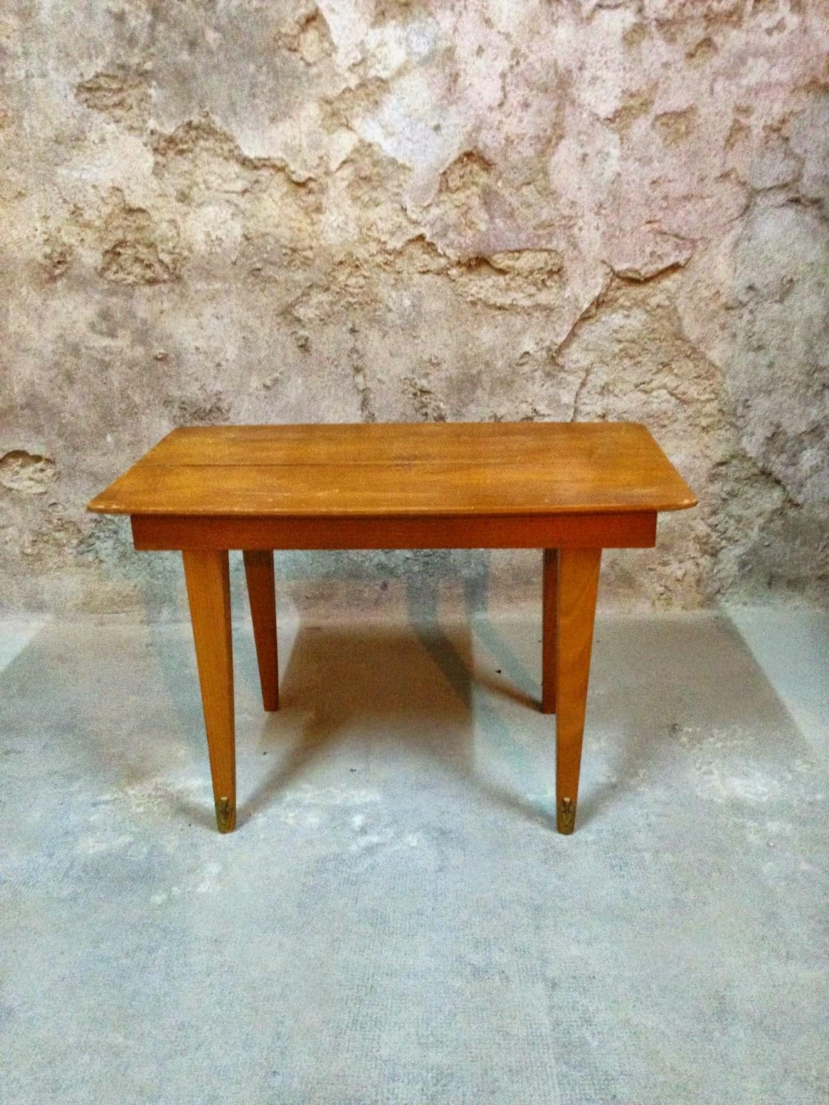 Angus avant apres la petite table basse - La petite table eygalieres ...
