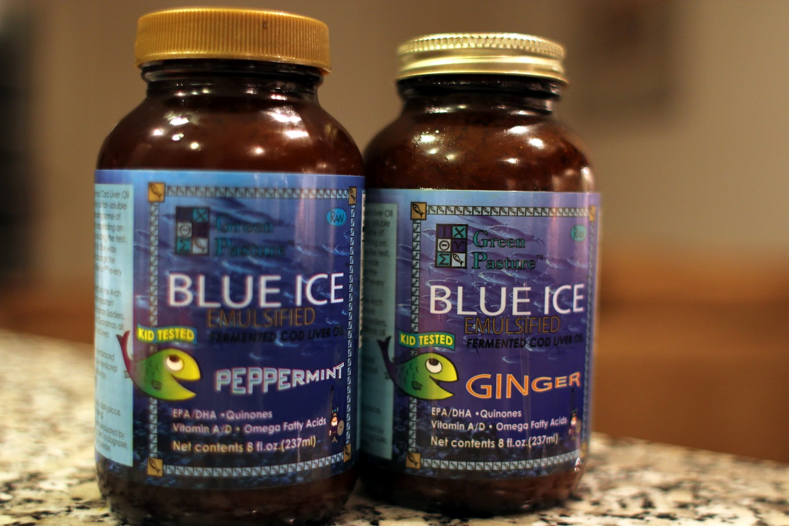 Constantly varied fermented cod liver oil more than just for Fermented fish oil