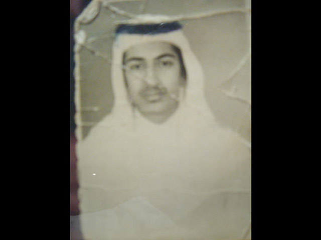 osama bin laden wife photo. Osama bin Laden when he was 16