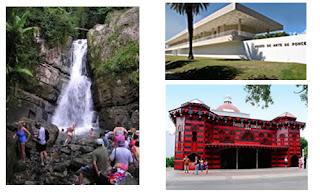 Museo de Ponce , Parque bombas y yunque de puerto rico