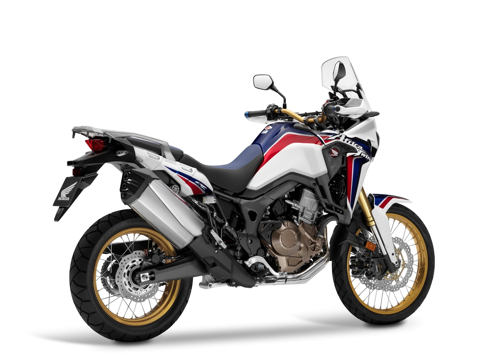 racing caf honda crf 1000l africa twin 2016. Black Bedroom Furniture Sets. Home Design Ideas