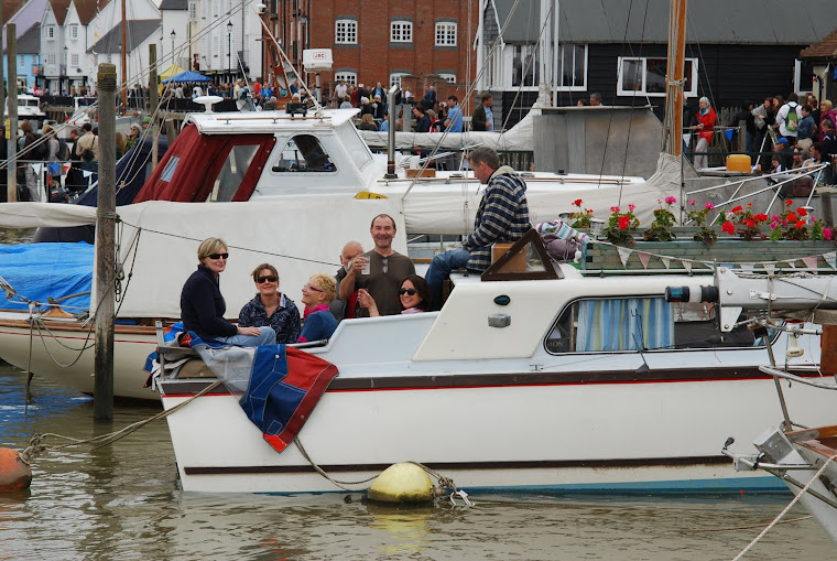 Regatta Day at Wivenhoe