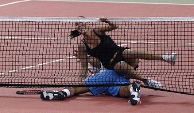 Funny Tennis pictures