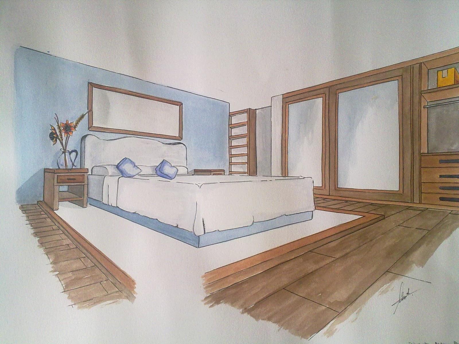 Perspectivas de mi primer diseño de interior  Elisabeths Apple