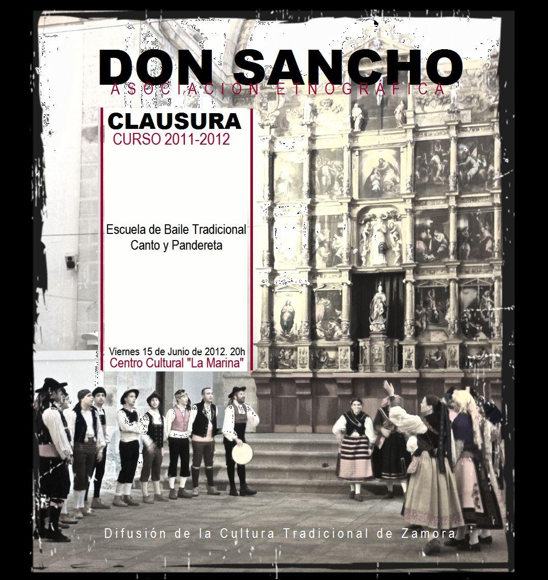 DON SANCHO. Difusión de la Cultura Tradicional de Zamora ... - photo#20