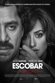 Escobar: A Traição Torrent - WEB-DL 720p/1080p Legendado