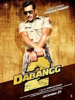 Siêu Cảnh Sát 2 - Dabangg 2 (2012) Poster