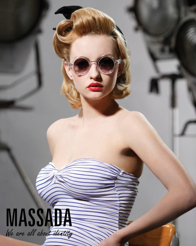 Massada sunglasses for spring/summer 2011: Sleeper