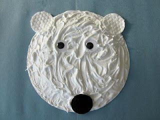 Arctic animals crafts for kids - photo#12