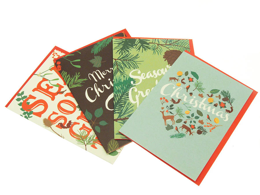 Image result for christmas cards packs