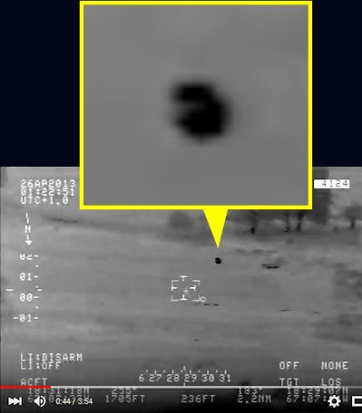 UFO Video Captured by Homeland Security Analyzed - Rafael Hernandez Airport, Aguadilla, Puerto Rico 8-11-15