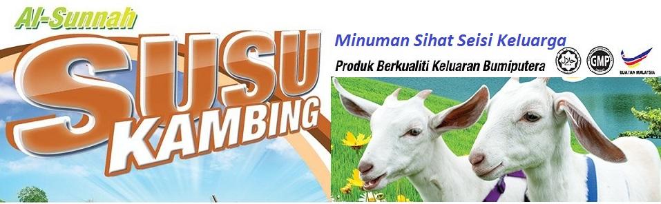 Al-Sunnah Susu Kambing