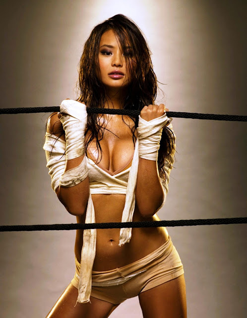 Sexy Actress Jamie Chung