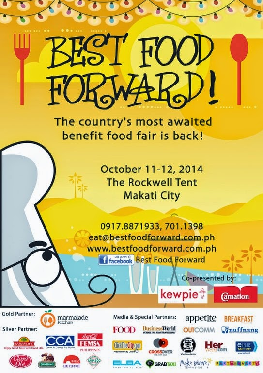 Best Food Forward 2014 Poster