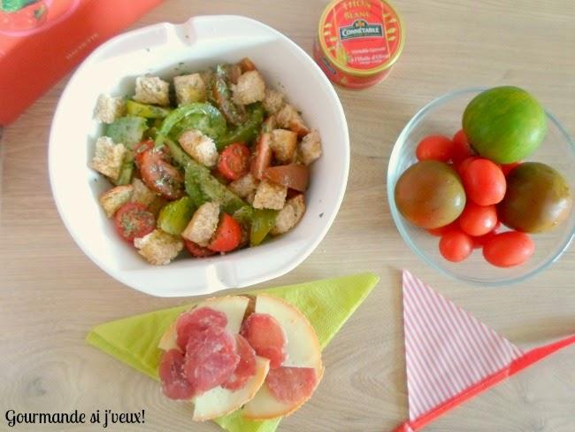 panzanella-tomates