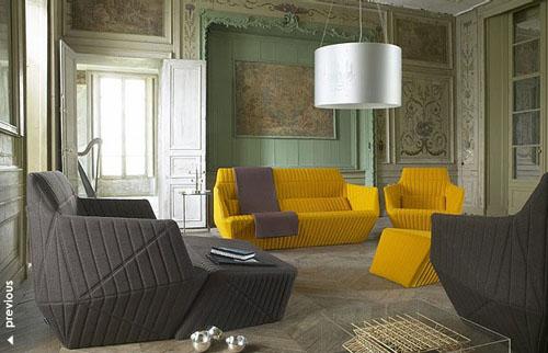espectaculares dise os de salas modernas ideas para. Black Bedroom Furniture Sets. Home Design Ideas