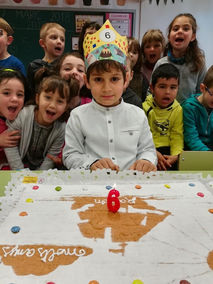En Ramón ja té 6 anys!!