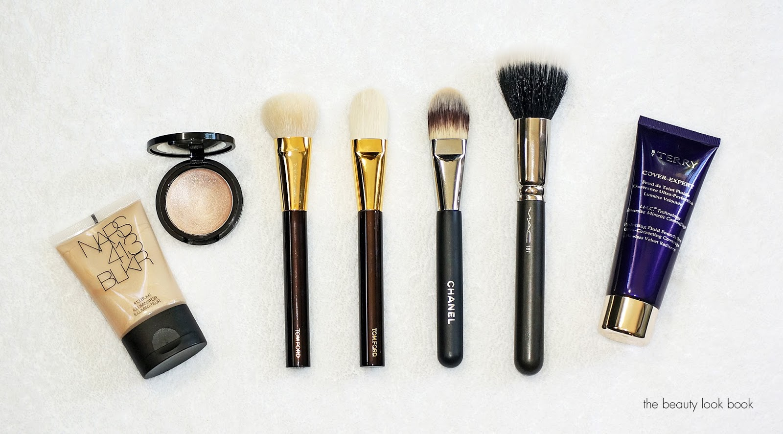 The Beauty Look Book Essentials | Face and Cheek Brushes | The ...