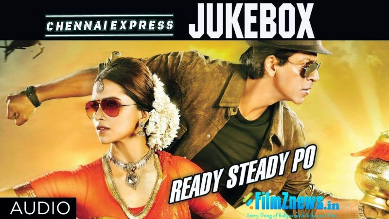 Chennai Express Full Songs Jukebox | Shahrukh Khan