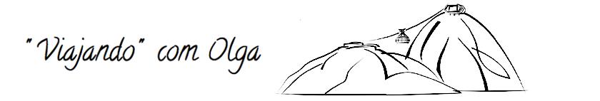 """""""Viajando"""" com Olga"""