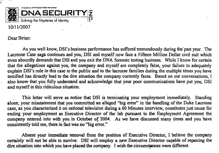 Doc529684 Letter of Firing Free Termination Letter Template – Letter of Firing