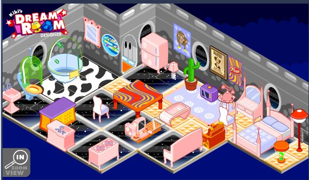 Room Decorating Online Games