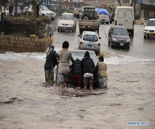 Sanaa_Yemen_flood_news_natural_calamities
