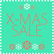 SHOP X-MAS SALE!