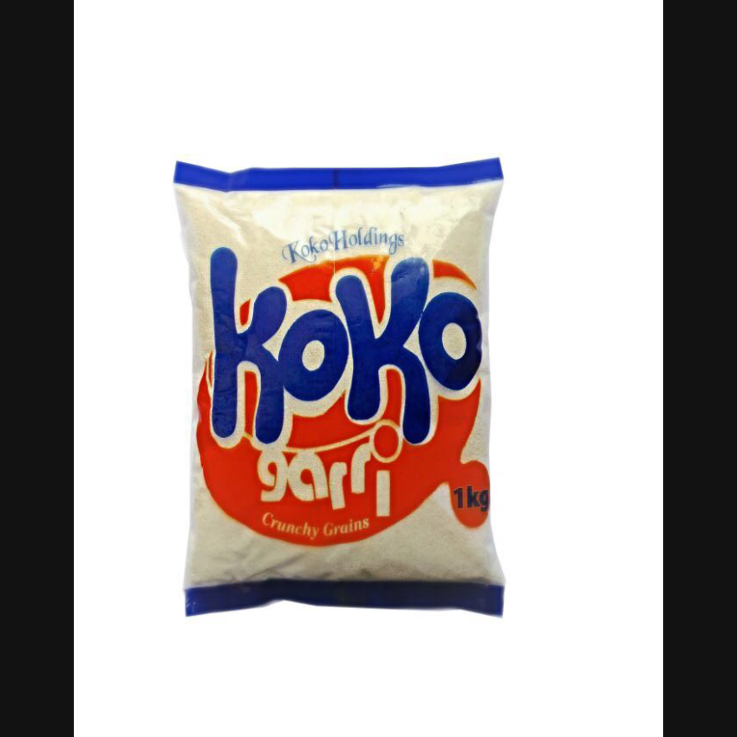 Koko Garri with NAFDAC No