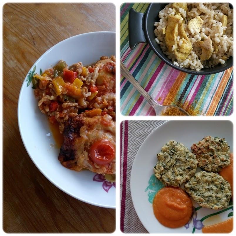 3 recetas saludables y deliciosas