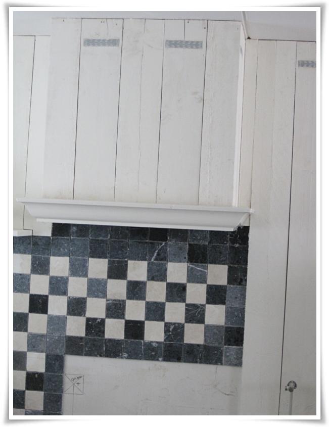Keukenschouw maken xnovinky steigerhout keuken ideas schouw keuken foto geplaatst door ik op - Moderne keuken muurdecoratie ...