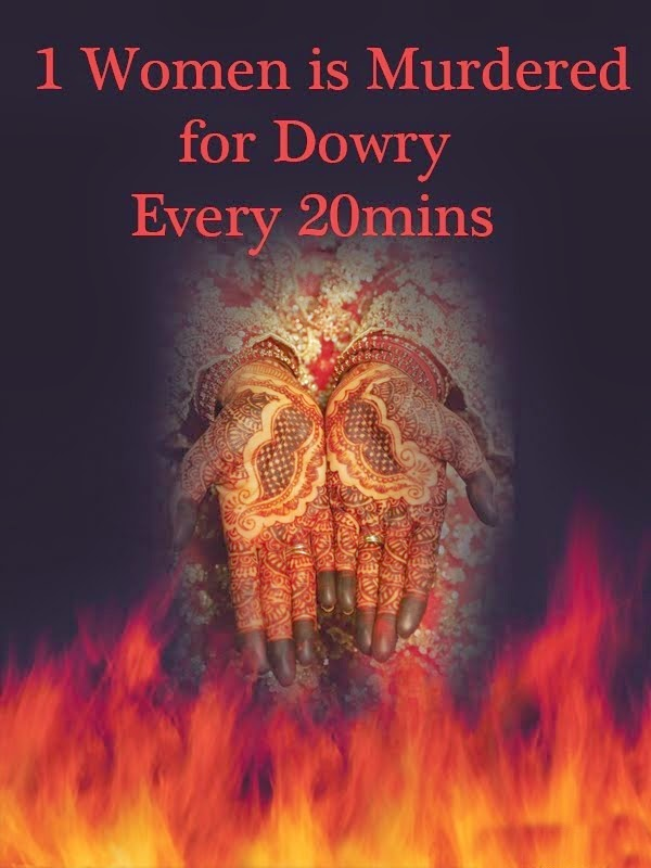 slogans on dowry