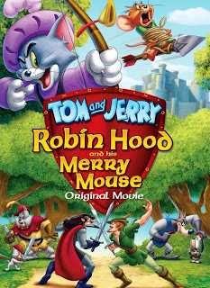 Watch Tom and Jerry: Robin Hood and His Merry Mouse (2012) movie free online
