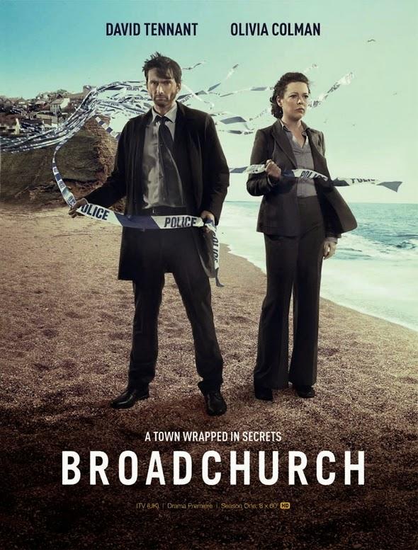 Póster de la serie Broadchurch