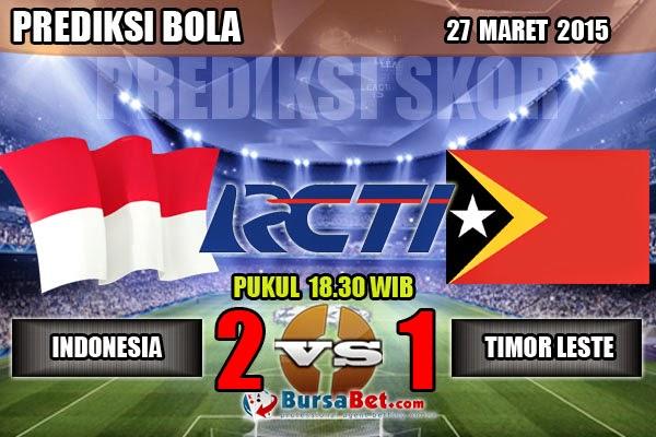 Timnas Indonesia vs Timor Leste Kualifikasi Piala Asia U-23